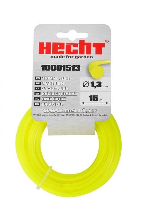 HECHT 10001513 - struna guľatá 1,3 mm x 15 m