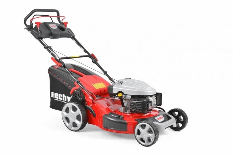 HECHT 5564 SX 5 in 1 - benzínová kosačka s pojazdom