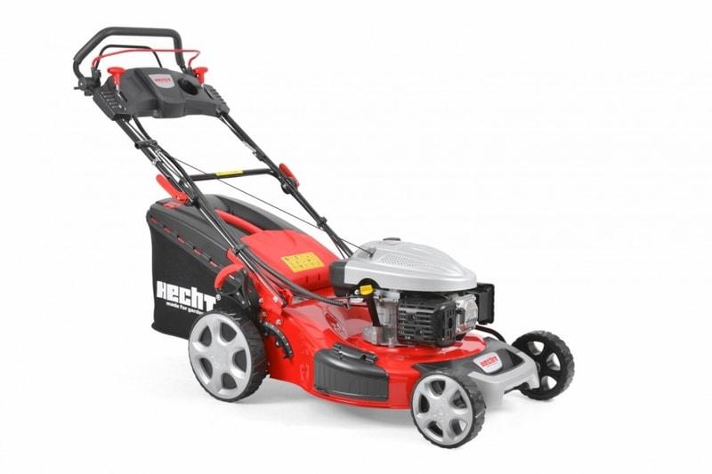 HECHT 5564 SXE 5 in 1 - benzínová kosačka s pojazdom