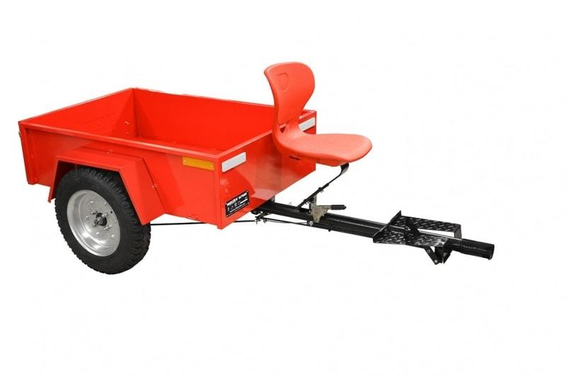 HECHT 57100 - prívesný vozík pre HECHT 7100
