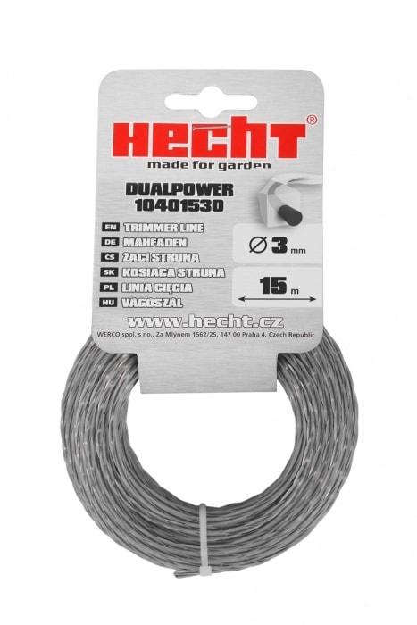 HECHT 10401530 - strunaštvorcová 3,0 mm x 15 m