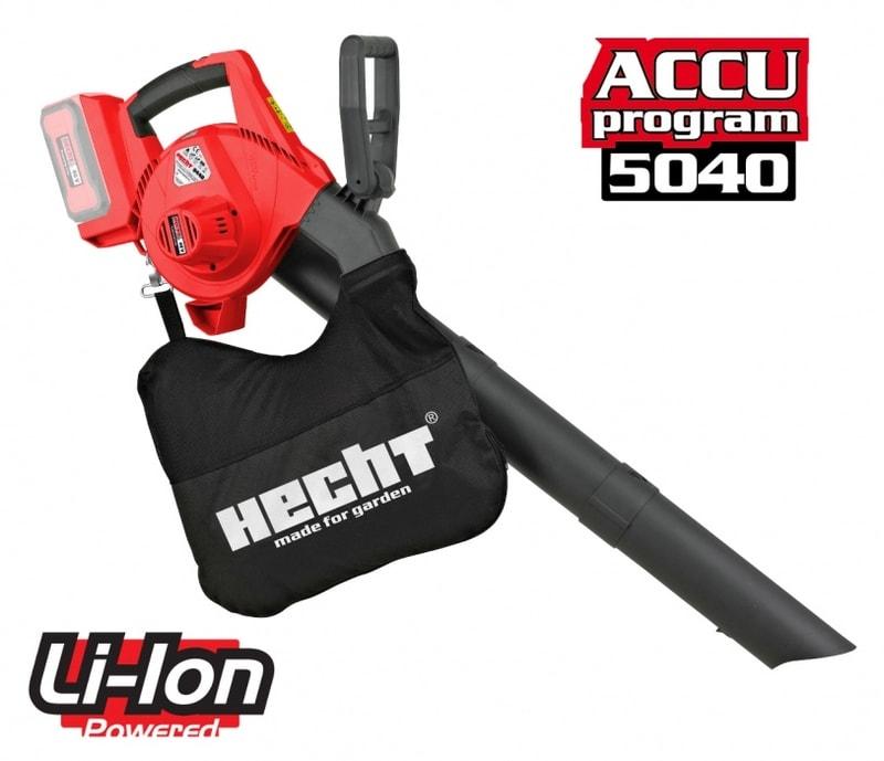 HECHT 9440 - akumulátorový fukár/vysávač