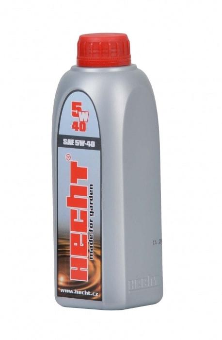 HECHT 5W-40 - olej pre štvortaktné motory (celoročný)