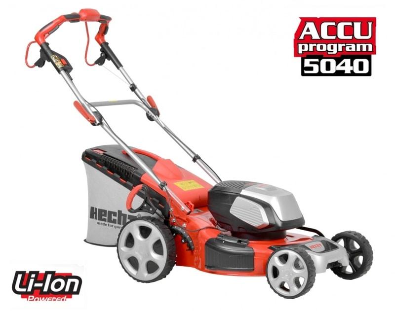 HECHT 5051 5in1 - akumulátorová kosačka s pojazdom