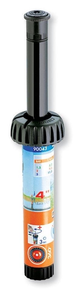 """Claber 90466 - 360° výsuvný postrekovač 4"""" - roztrek 7,6 - 9,1m"""