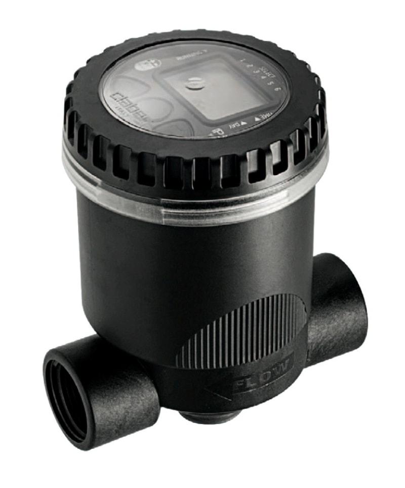 """Claber 90826 - solenoidný ventil s 1"""" vnútorným skrutkovaním, programovateľný - 9V"""