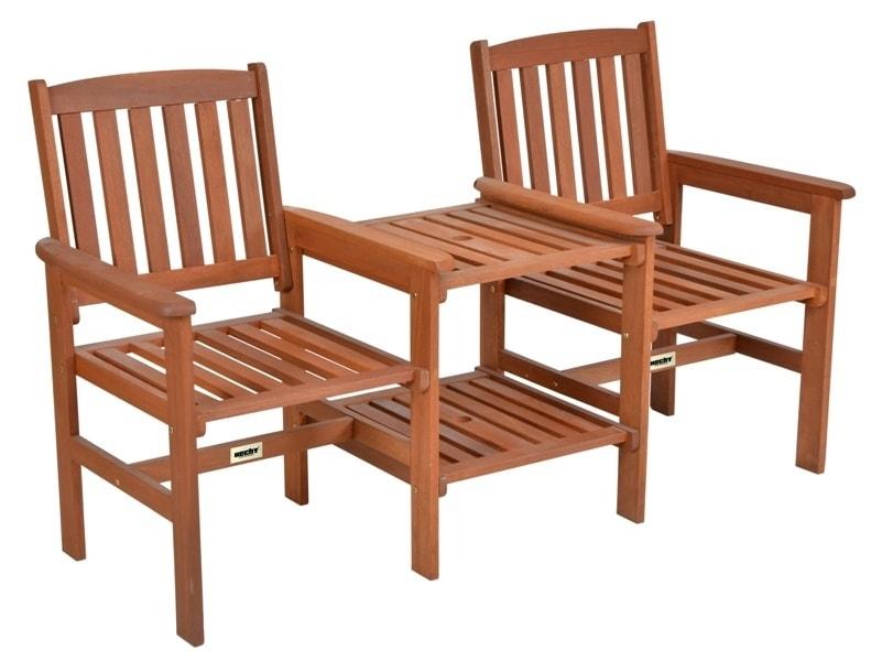 HECHT TEEBENCH - kombinácia nábytku