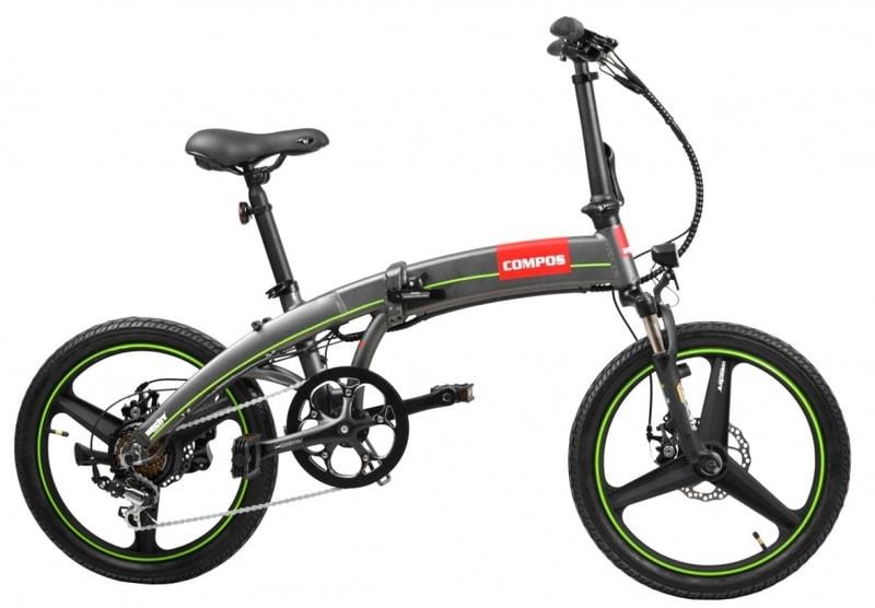HECHT COMPOS - elektrobicykel