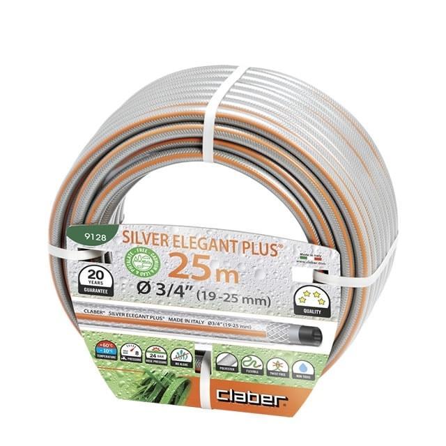 "Claber 9128 - záhradná hadica Silver Elegant 3/4"" - 25m"