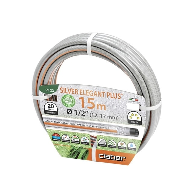 """9123 - záhradná hadica Silver Elegant 1/2"""" - 15m"""