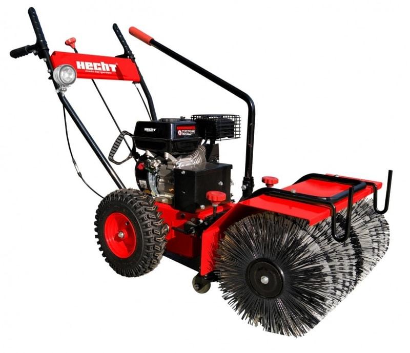 HECHT 8616 SE - motorová rotačná kefa