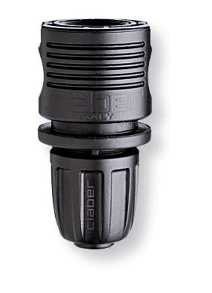 """Claber 91009 - automatická spojka 1/2"""" pevné pripojenie"""