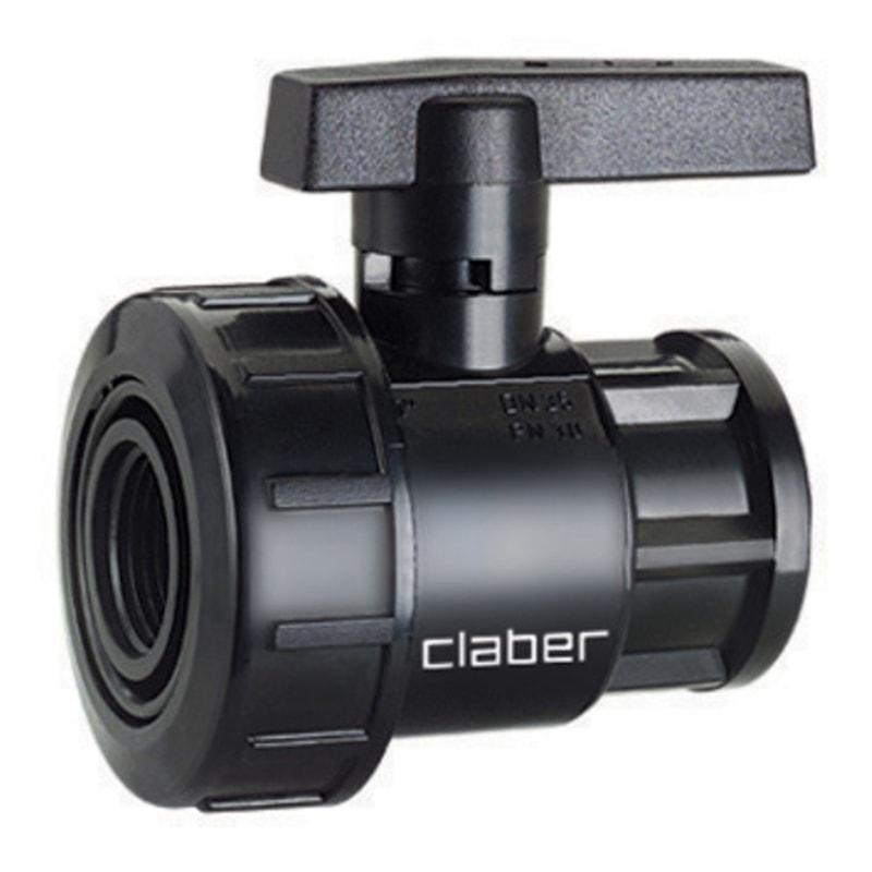 """Claber 90917 - 1"""" x 1"""" ručný ventil"""