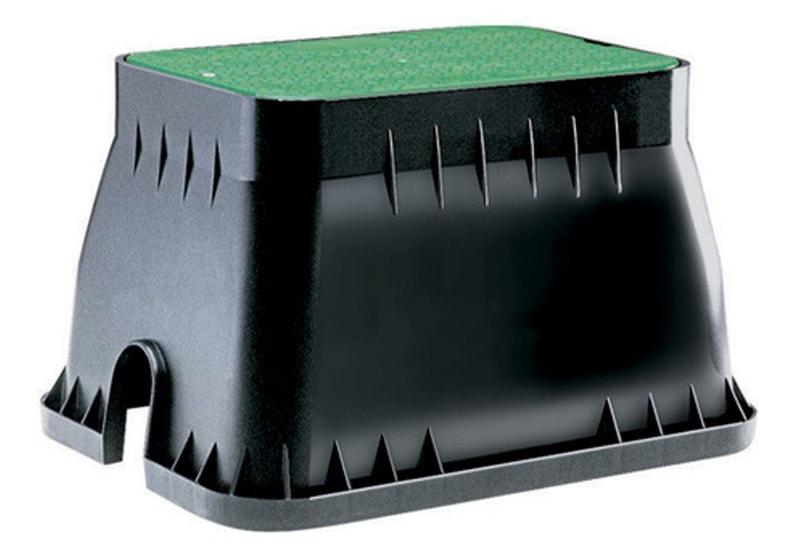 Claber 90515 - obdĺžniková šachta pre 4 solenoidné ventily