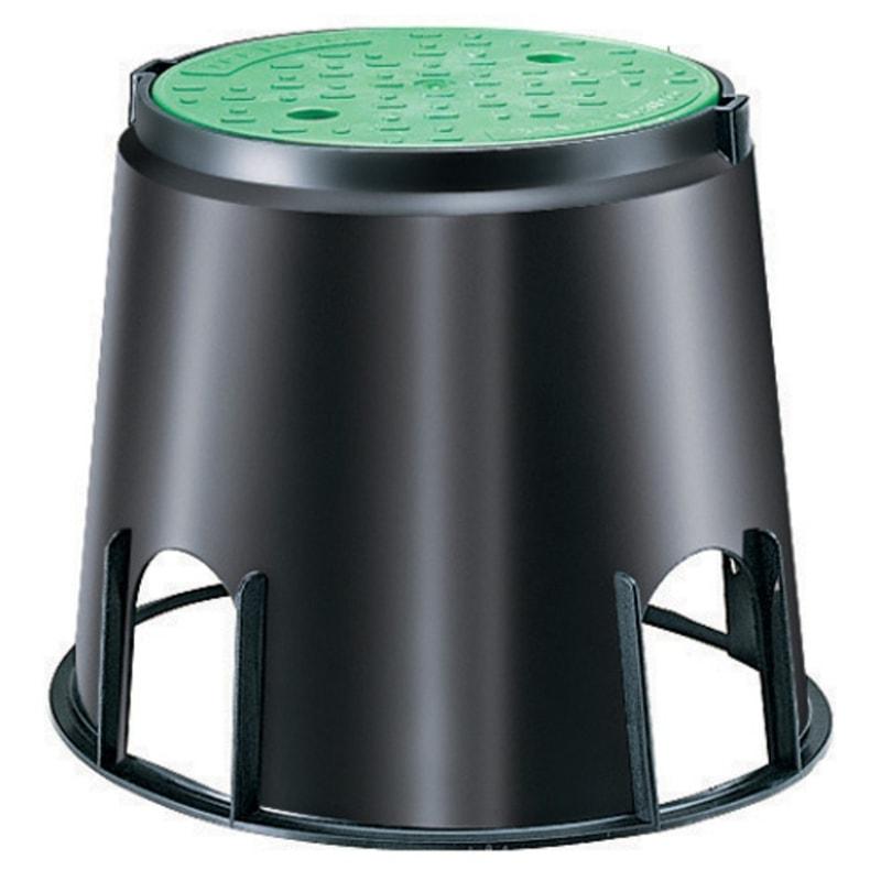 Claber 90500 - kruhová šachta pre 1 solenoidný ventil