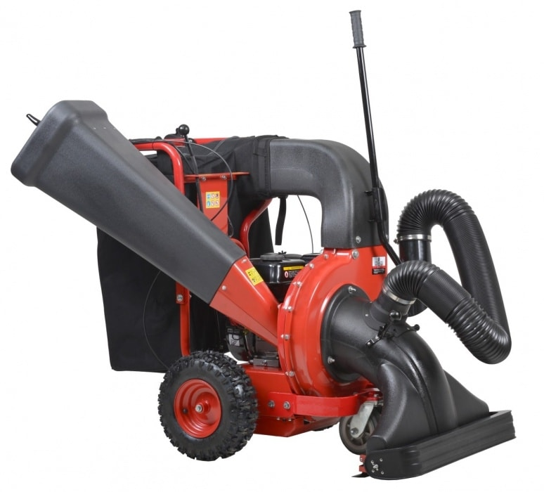HECHT 8574 PROFI - motorový vysávač a drvič