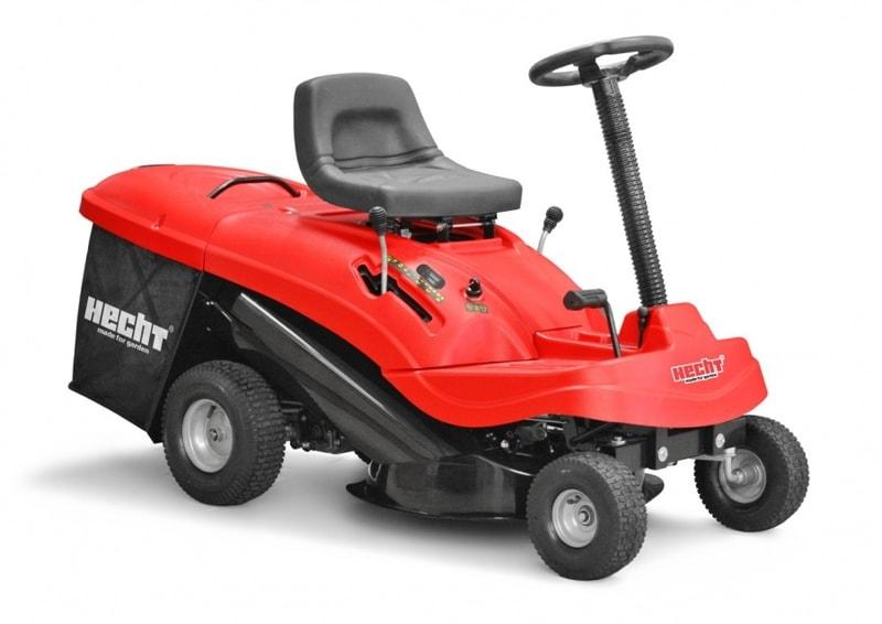 HECHT 5161 SE - záhradný akumulátorový rider