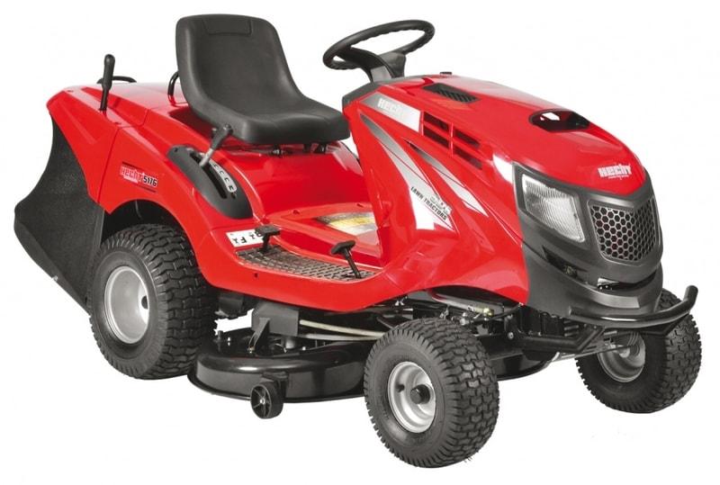 HECHT 5176 - záhradný traktor