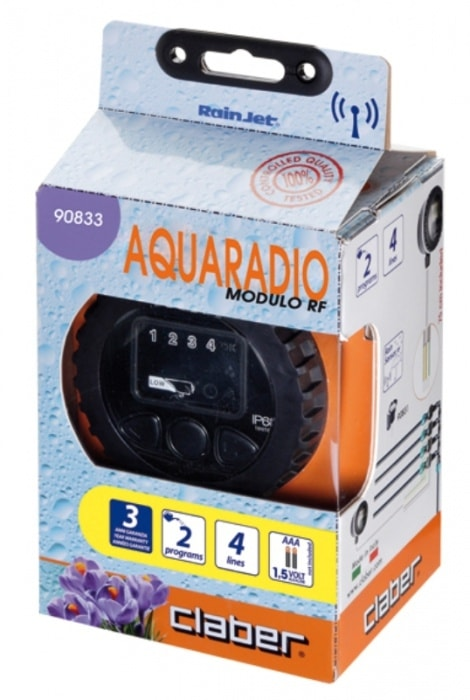 Claber 90833 - AQUA RADIO RF UNIT
