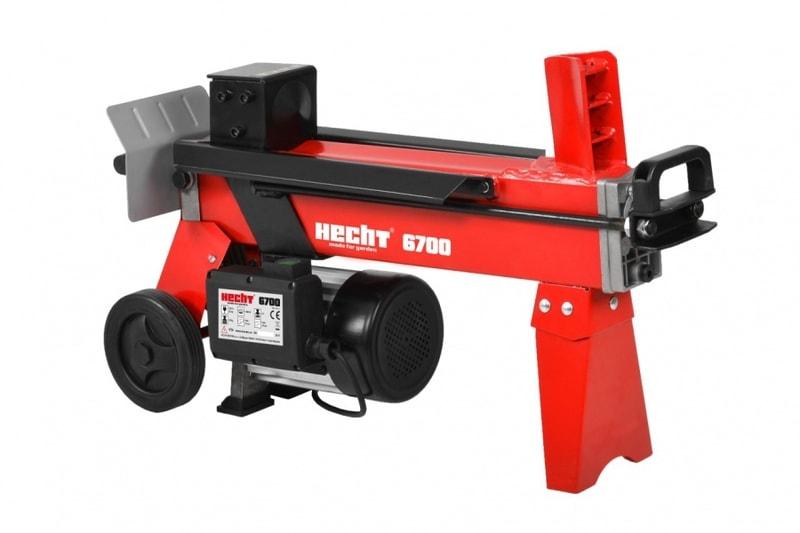 HECHT 6700 - elektrická štiepačka na drevo