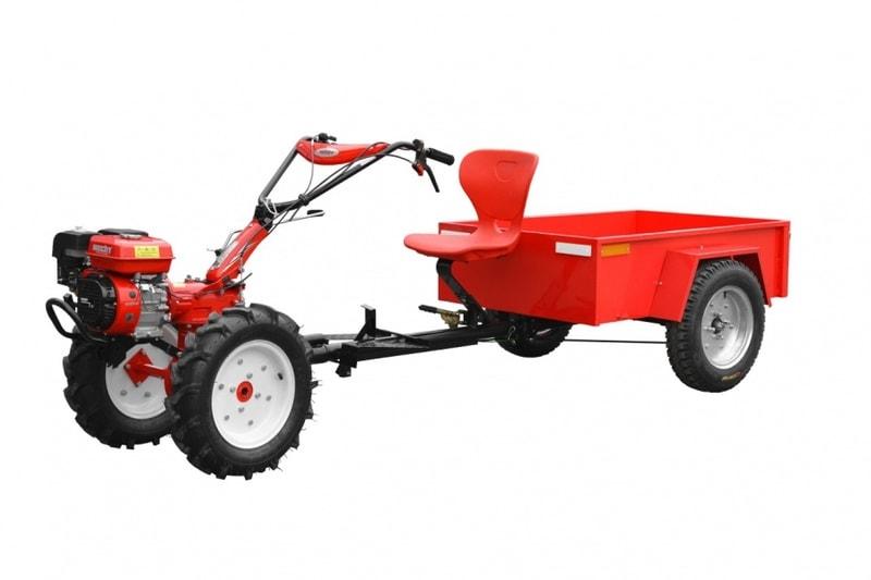 HECHT 7100 SET - kultivátor s príslušenstvom