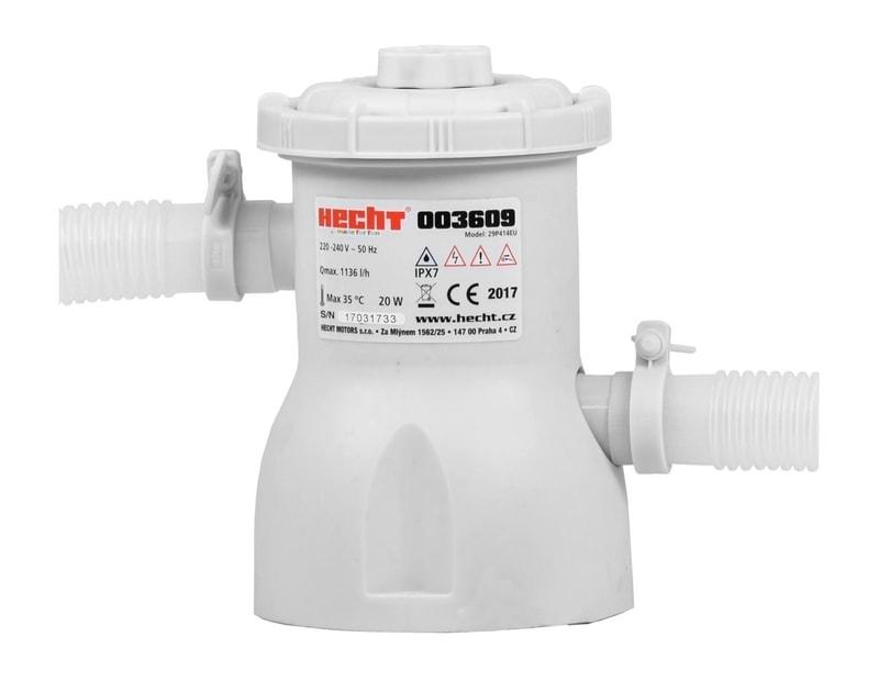 HECHT 003609 - kartušová filtrácia