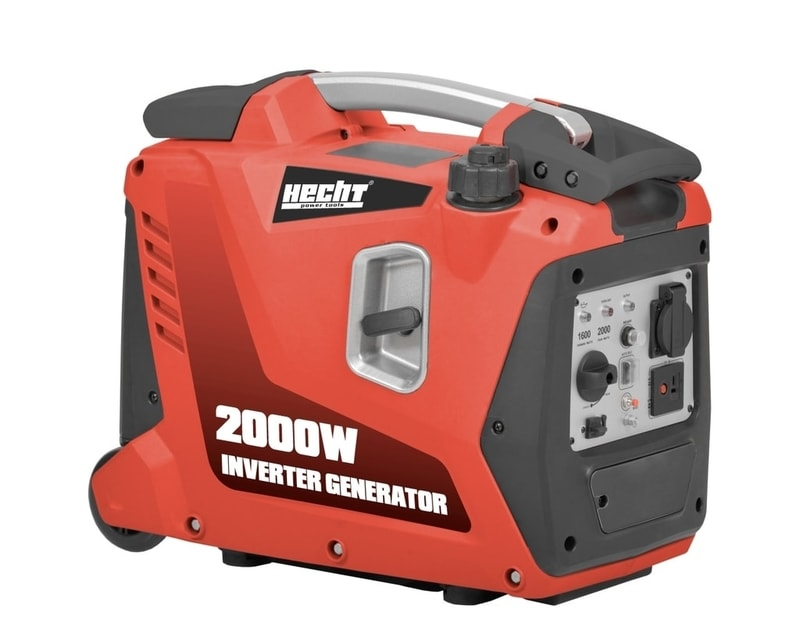 HECHT IG 2500 - jednofázový invertorový generátor