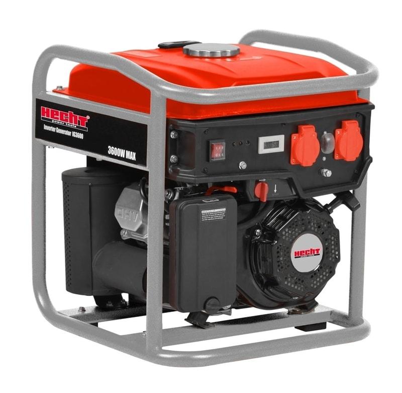 HECHT IG 3600 - jednofázový invertorový generátor