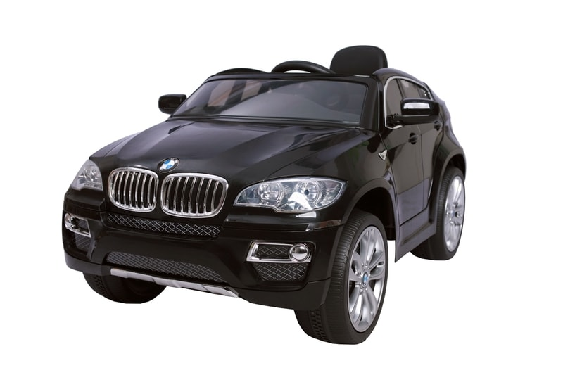 BMW X6 - BLACK - detské autíčko