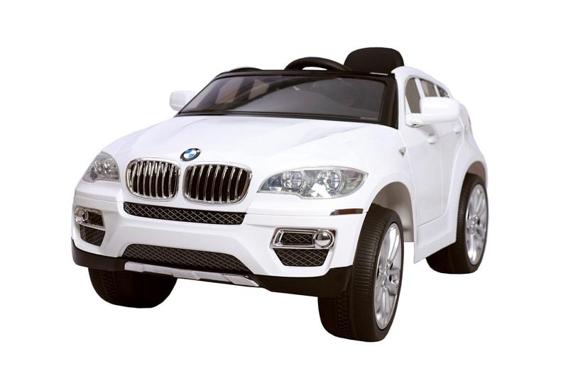 BMW X6 - WHITE - detské autíčko