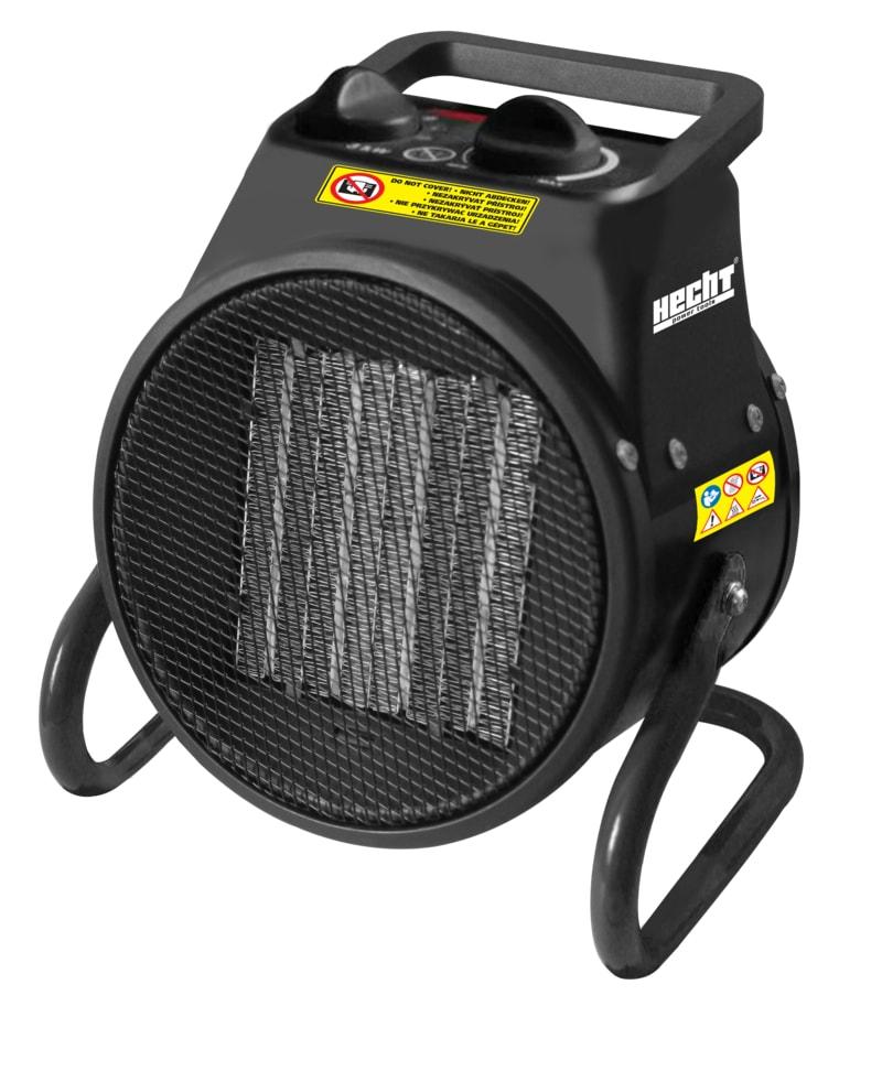 HECHT 3543 - priamotop s ventilátorom a termostatom