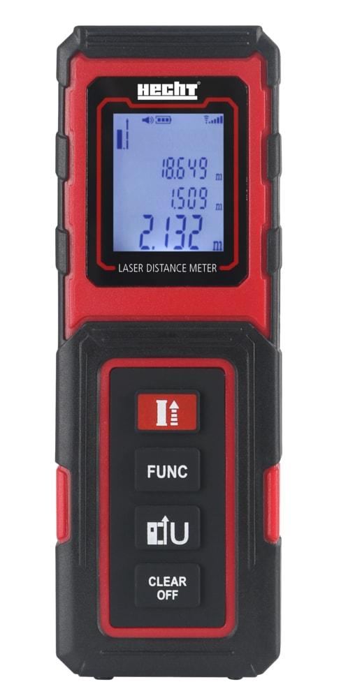 HECHT 2007 - laserový merač vzdialenosti