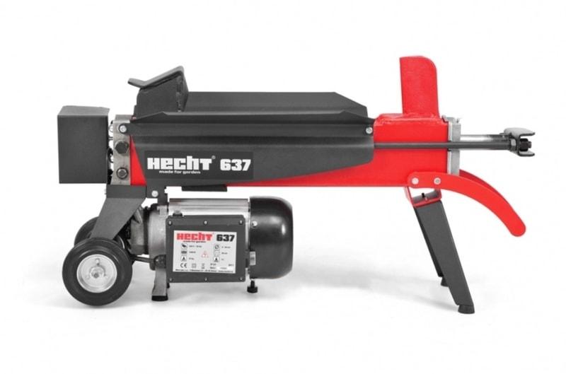 HECHT 637 - elektrická štiepačka dreva