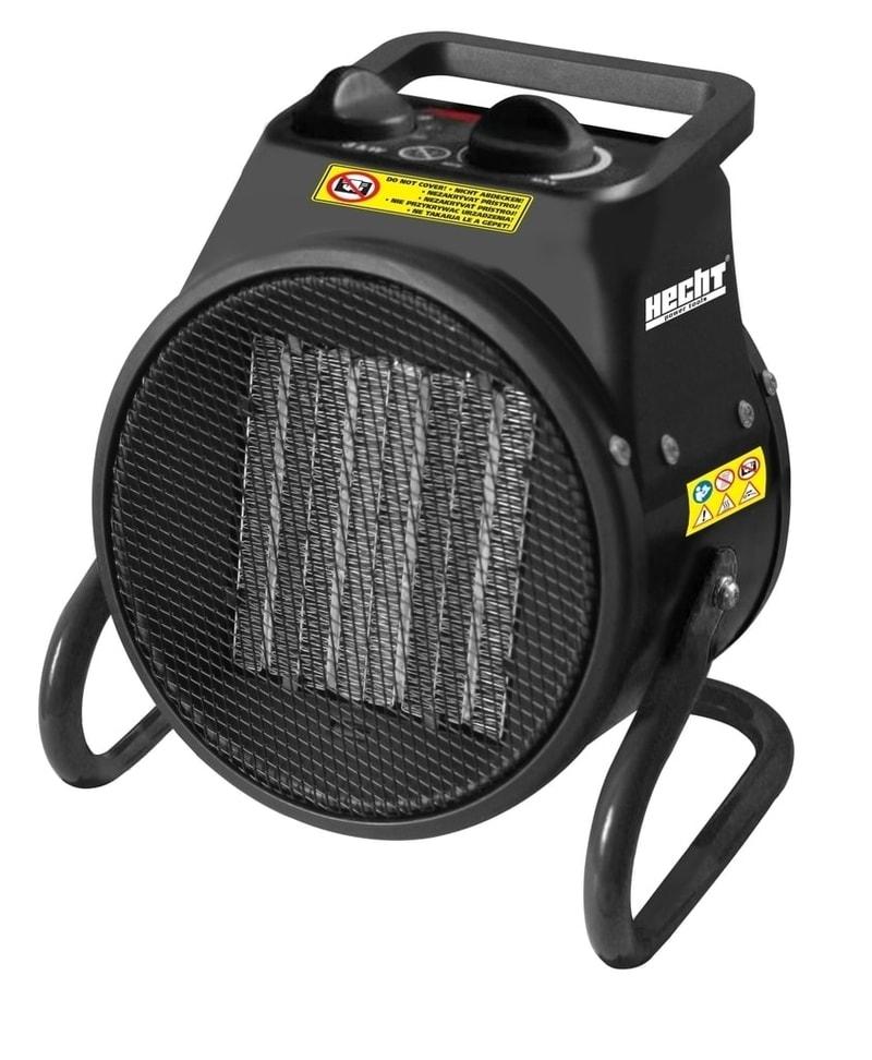 HECHT 3542 - priamotop s ventilátorom a termostatom