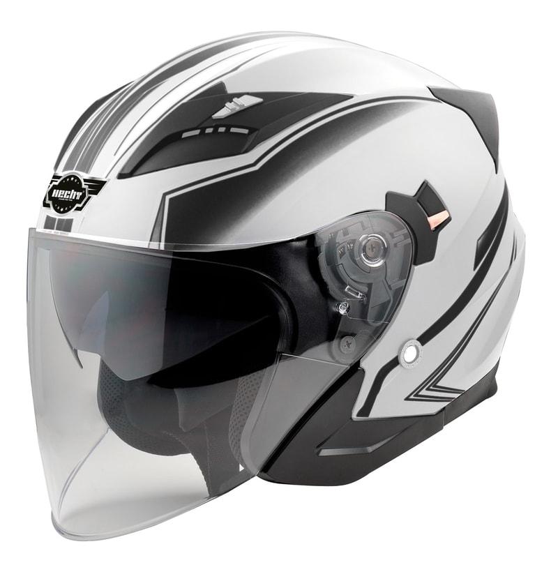 HECHT 51627 M - prilba pre skúter a motocykel