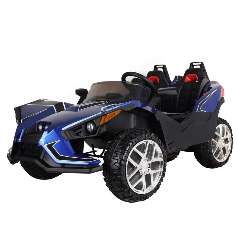 HECHT 58888 - BLUE - detské autíčko modré