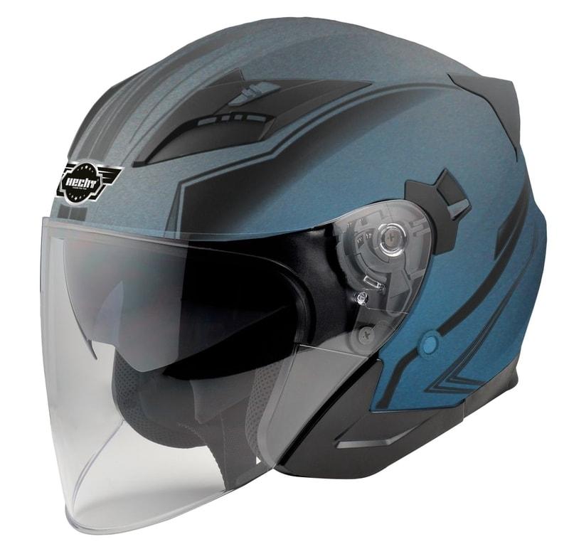 HECHT 52627 L - prilba pre skúter a motocykel