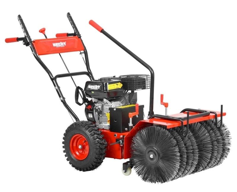HECHT 8616 - motorová rotačná kefa