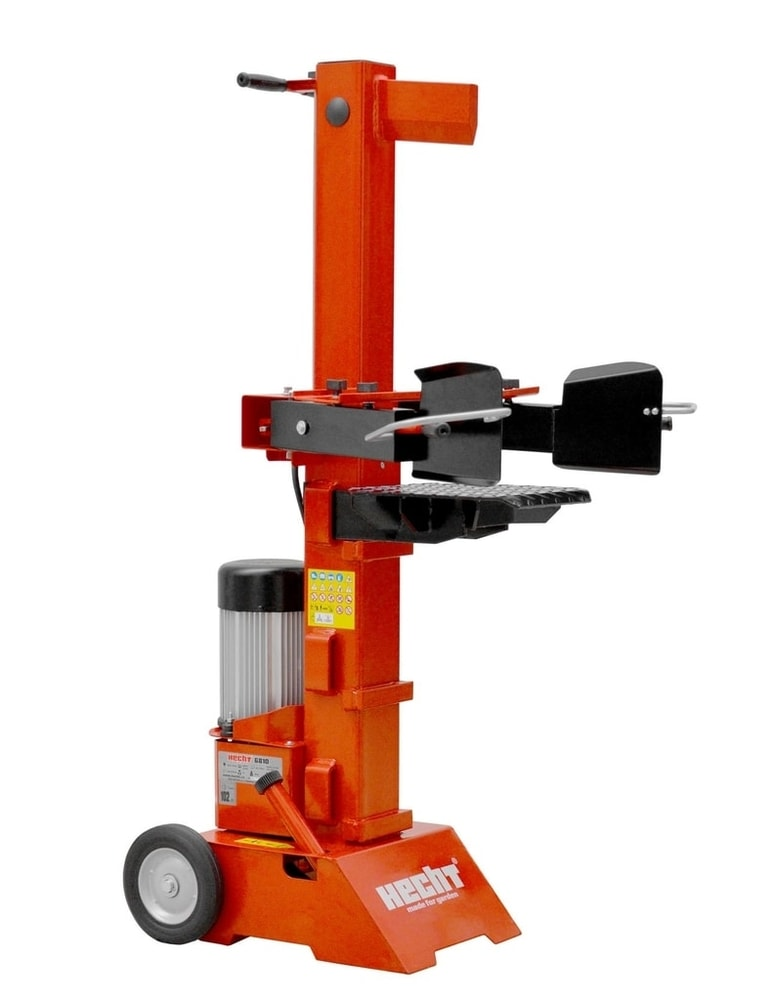 HECHT 6810 - elektrická štiepačka na drevo