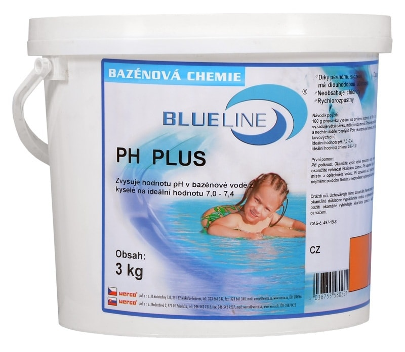 802603 - PH Plus  3 kg