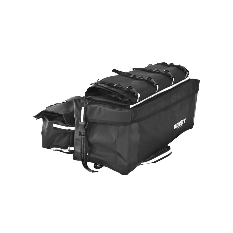 HECHT 52002 BLACK - ATV batoh čierny