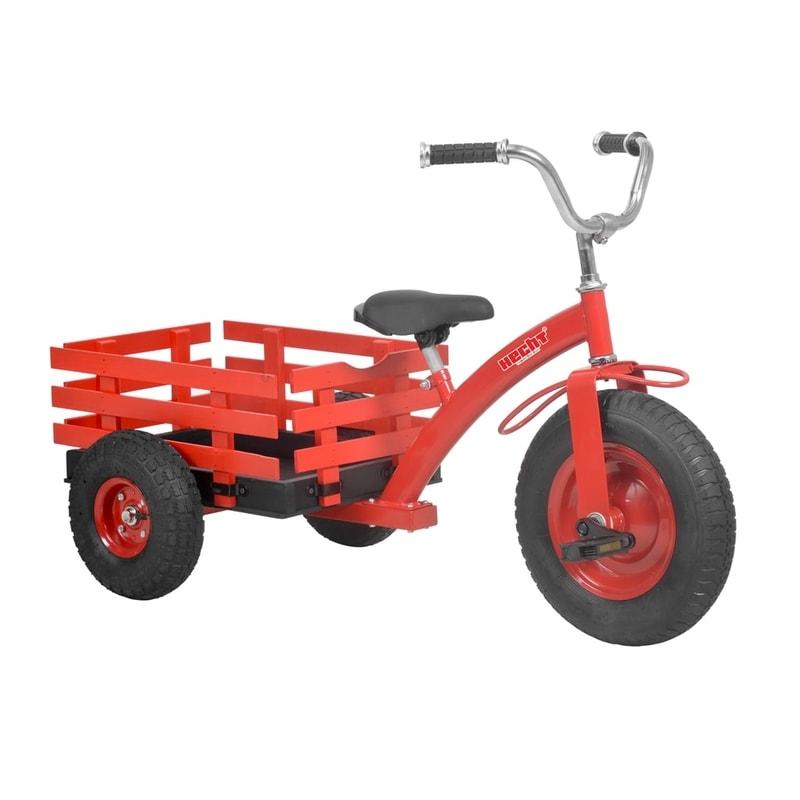 HECHT 59790 RED - šliapacia trojkolka