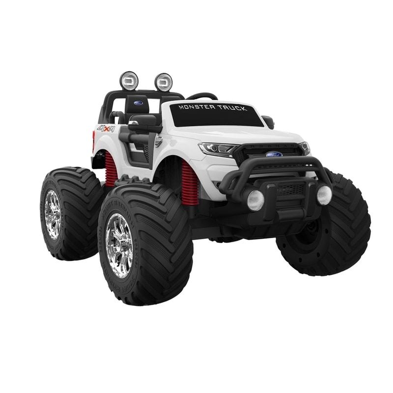 FORD RANGER Monster Truck WHITE - detské autíčko