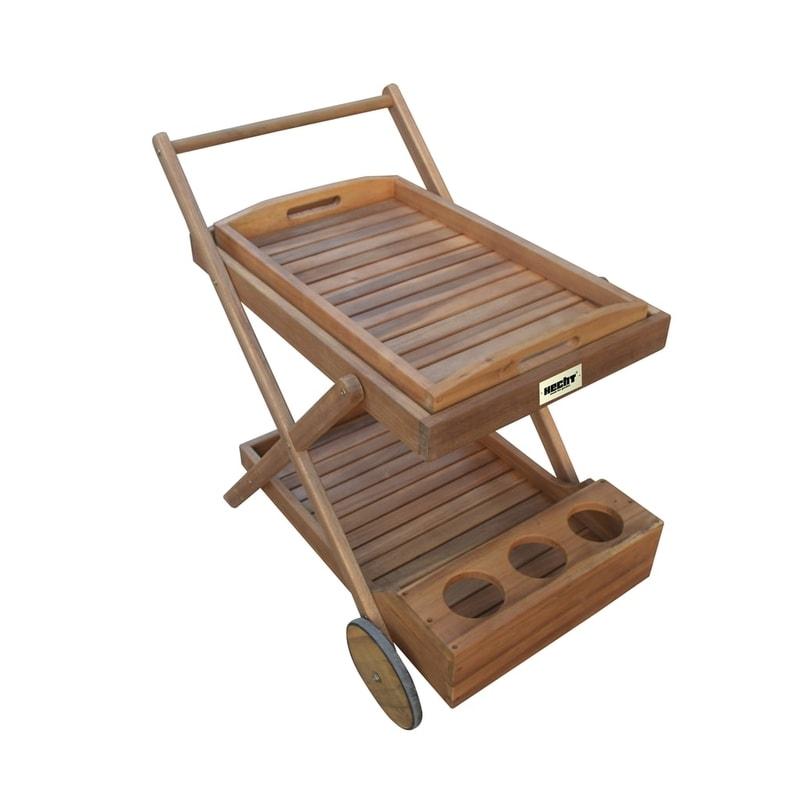 HECHT TROLLEY A - Servírovací stolík