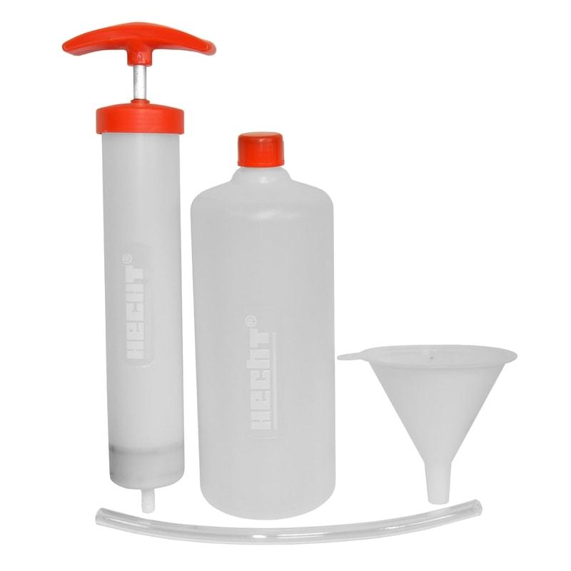 HECHT 5011 - sada pre odčerpávanie olejov