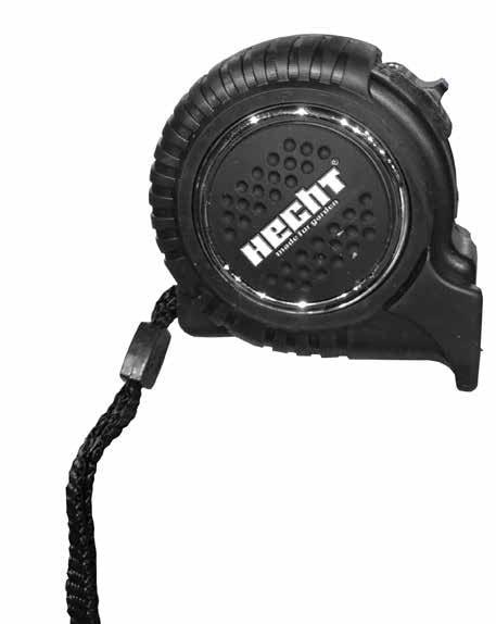 HECHT 600637 - Zvinovací meter