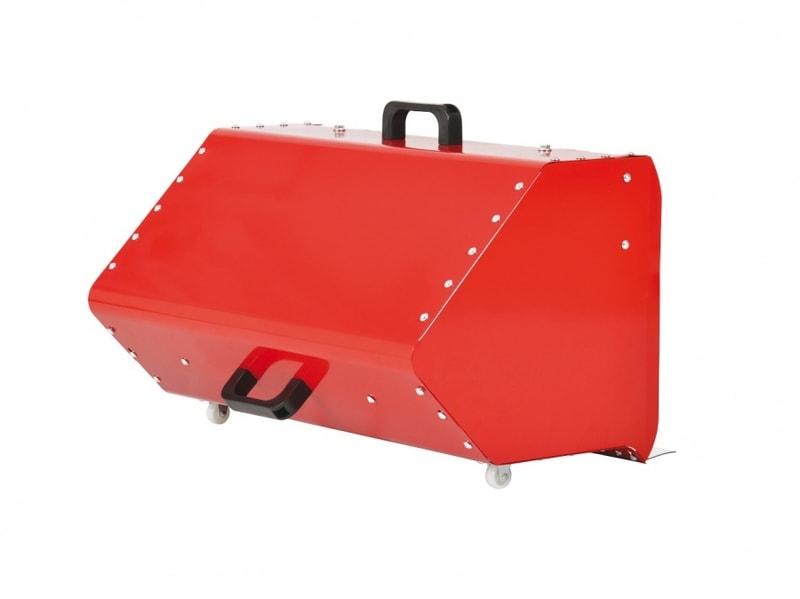 008680 B - zachytávač zmietnutého materiálu
