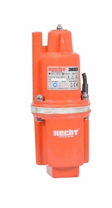 HECHT 3602 - ponorné vibračné čerpadlo