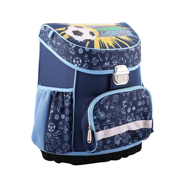 0d9c7bc1fa HAMA Školská taška pre prváčikov