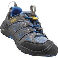KEEN OAKRIDGE LOW WP JR, magnet/true blue